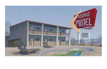 Mojave Motel
